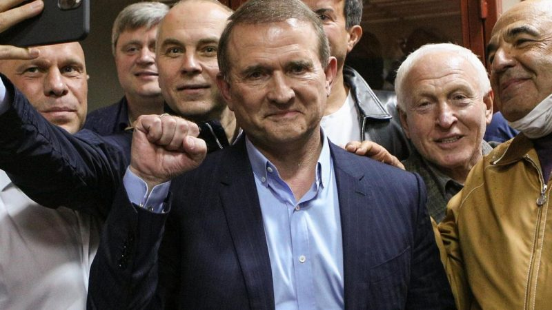 House arrest of a Ukrainian millionaire suspected of treason |  abroad