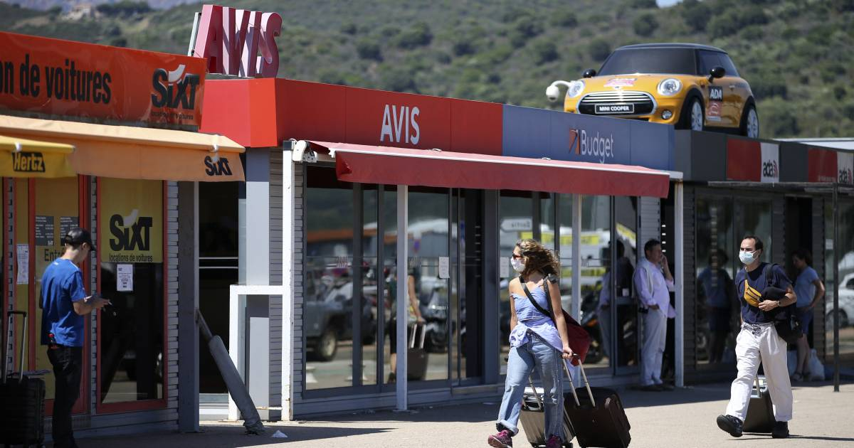 It costs up to 1500 euros per week due to shortage of rental car in holiday countries |  Car