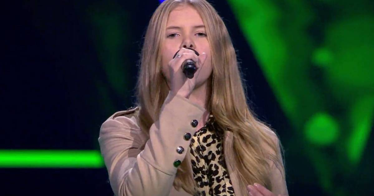 Kamal Lynn (14 years old) blows up The Voice Coach |  Turns out