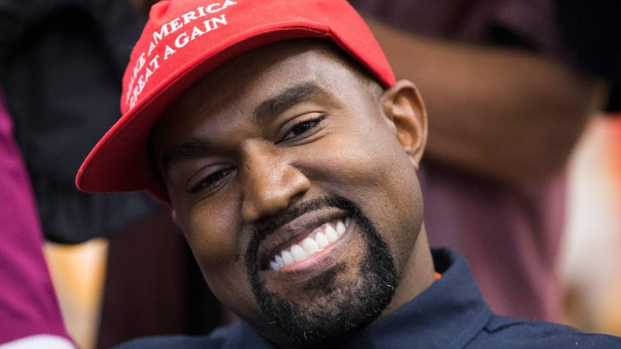 Kanye West raises the ceiling of his presidential plans