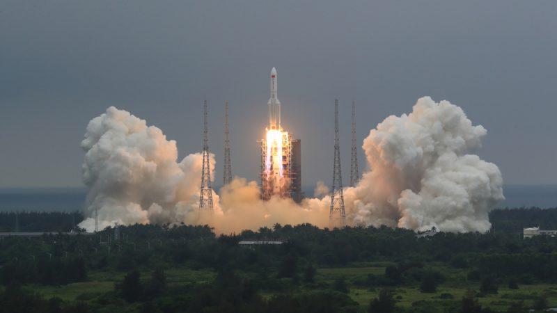 Laatste voorspelling: Chinese raket stort zondagochtend neer in de buurt van Australië