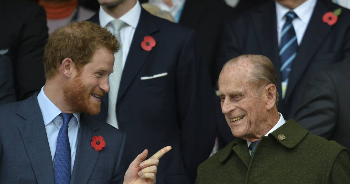 Prince Harry is back in the UK    Turns out