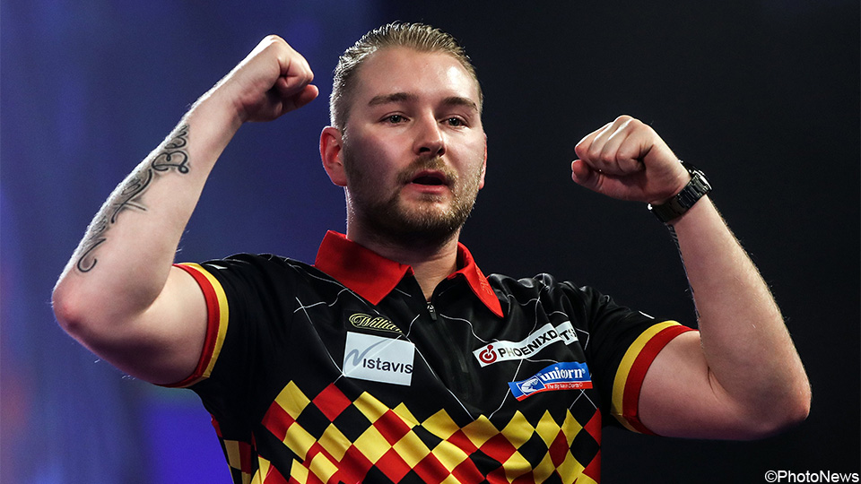 """Raed Dart Eric Clarisse: """"Now or never will it be a game of darts in Belgium"""" 