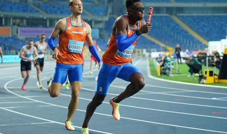 Relay runner Liemarvin Bonevacia: This is a special team