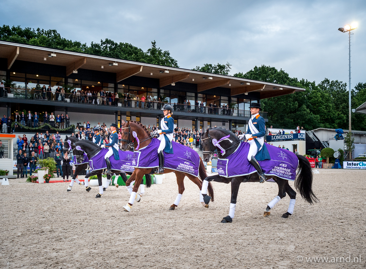 """Strong field for participants in the dressage field at CHIO Rotterdam: """"Too many requests"""""""