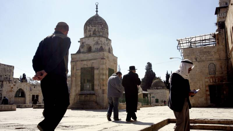 Tensions in Israel: This is not a symbiosis