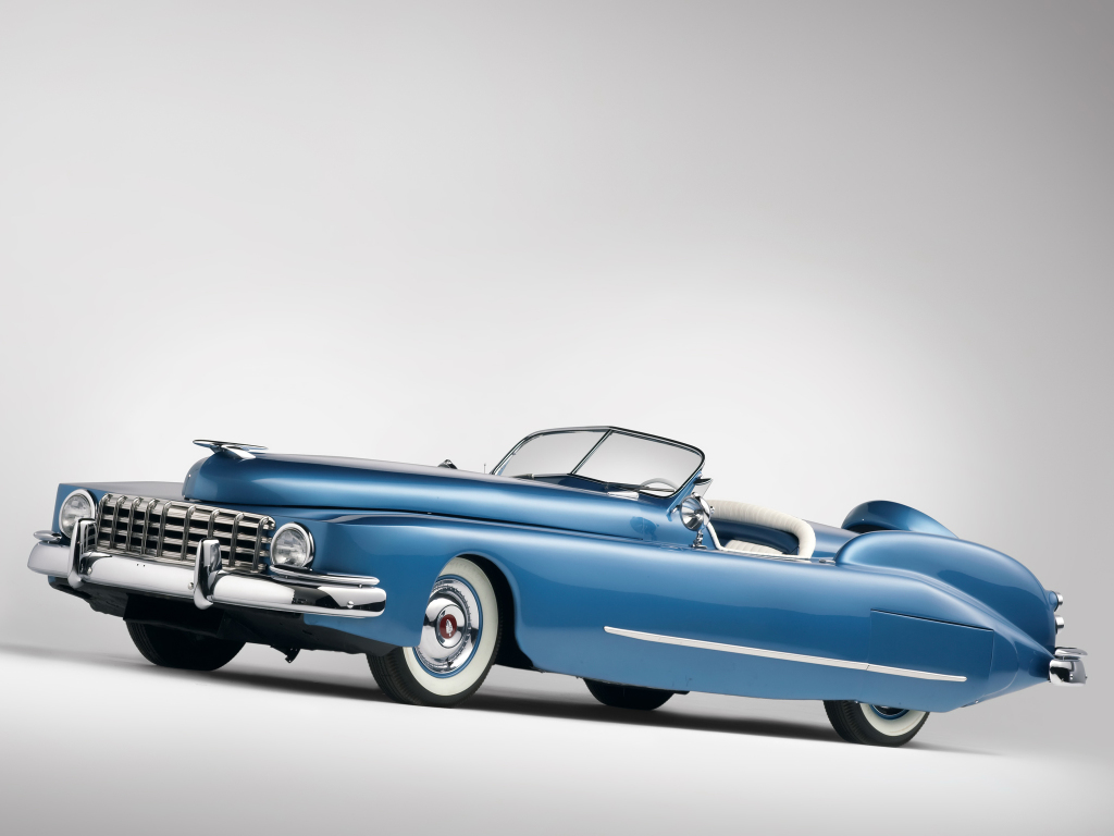 The Forgotten Concept: The Most Probable Car of the 1950s