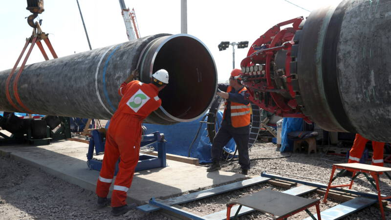 The United States waives sanctions against the company behind Nord Stream 2