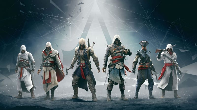 The Warm Babylon special about his love / hate relationship with Assassin's Creed