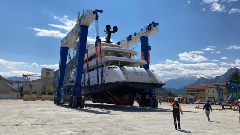 The investments boost the already proven capacity of Turkish yacht manufacturers