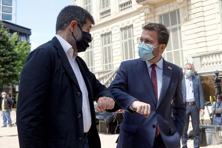 The new Catalan government has been formed in prison: this does not bode well for Madrid