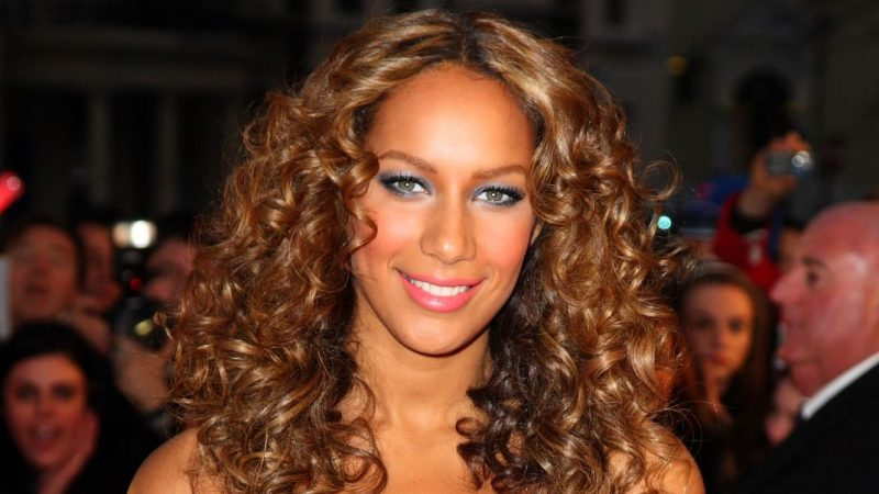 This is the case now with singer Leona Lewis