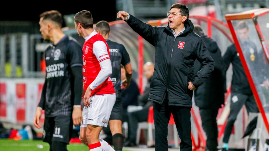 Three years from Colicic to Zhang FC Utrecht