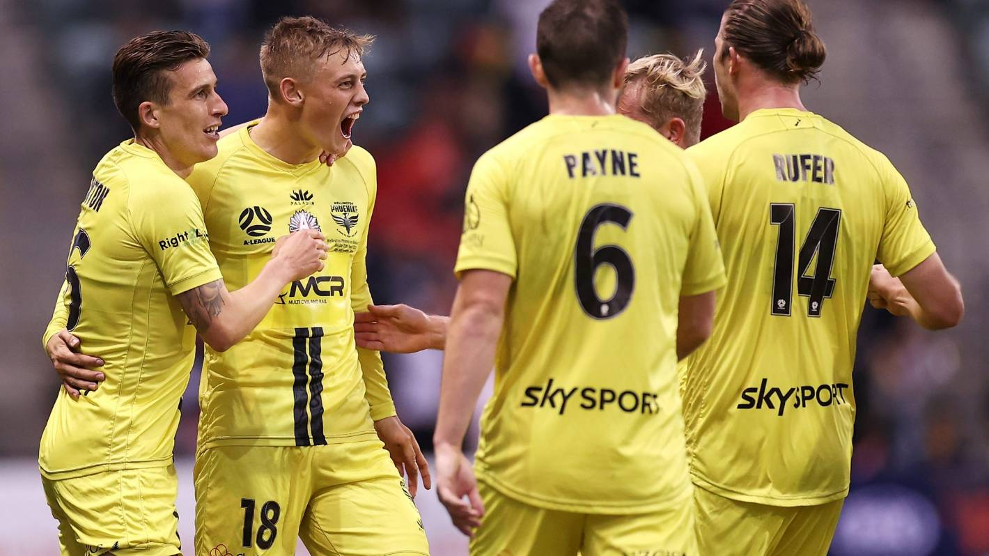 Wellington Phoenix returns home to play two games in New Zealand