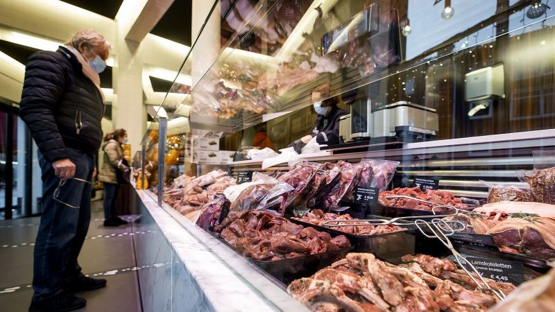 Why meat substitutes may not be the best choice for your health if you eat less meat