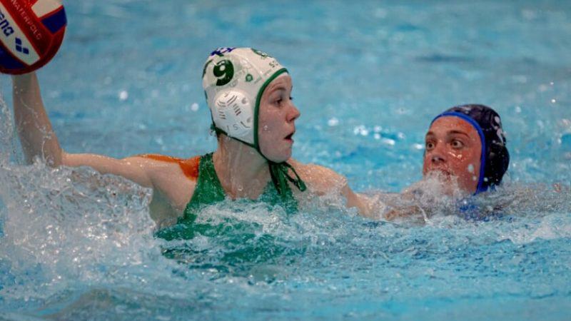 Women polar bears qualify for the final match