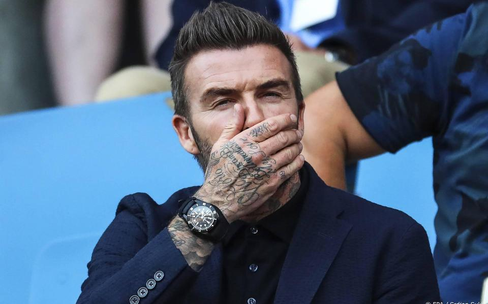 David Beckham enters cars after cannabis and gaming toys