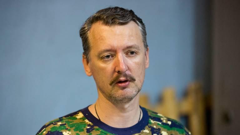 Rebel Igor Kirkin (Photo: ANP)
