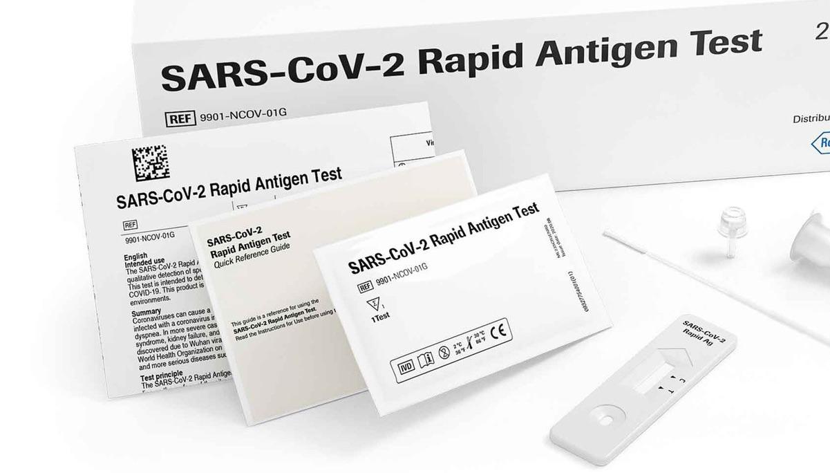 EZ seizes large batch of illegal coronavirus tests