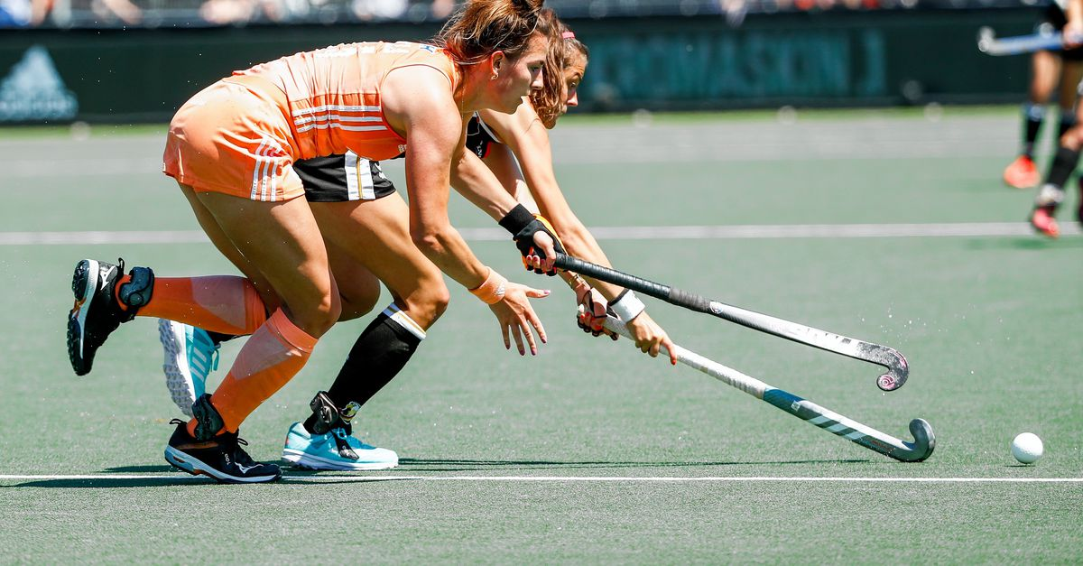 Another European title, but having to win everything puts pressure on Dutch hockey players