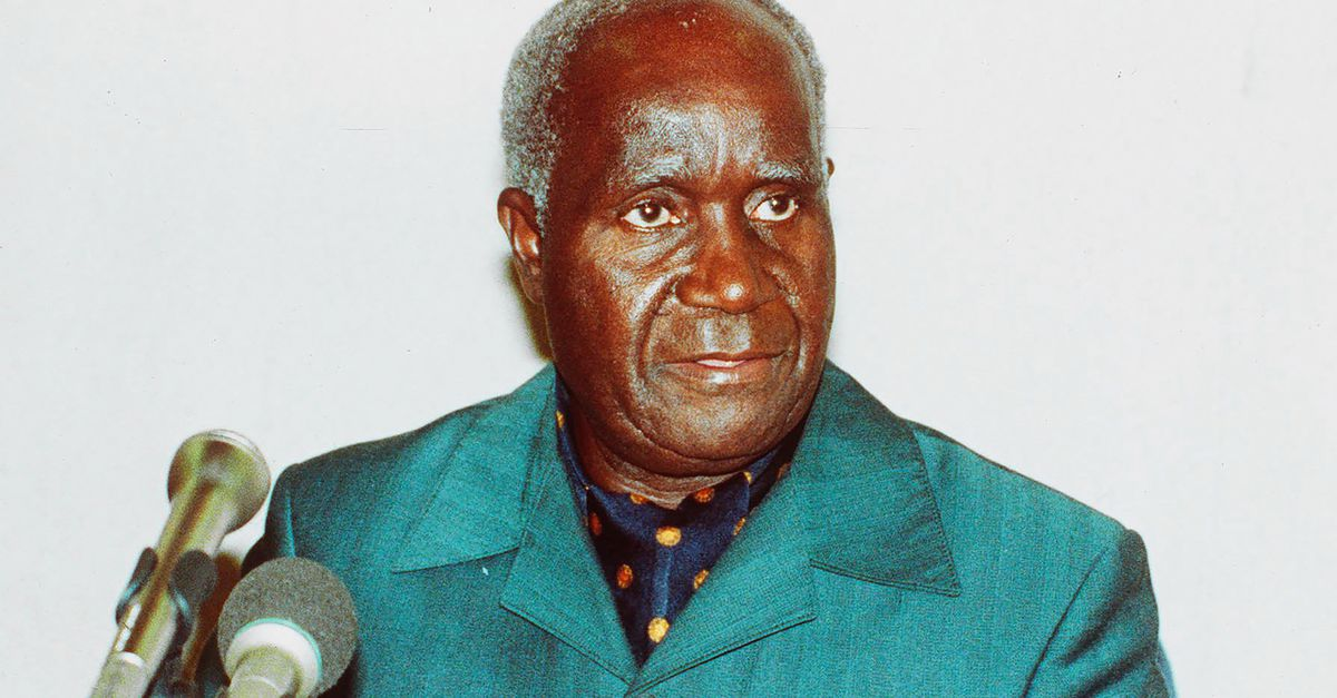 Zambia's first president Kenneth Kanda (97) has died