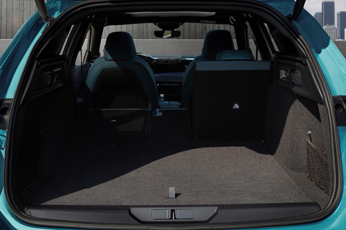 New Peugeot 308 SW 2021