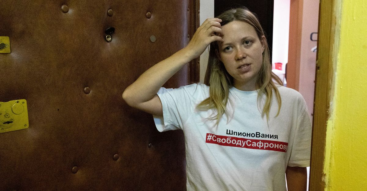 Home search of Russian investigative journalists – NRC