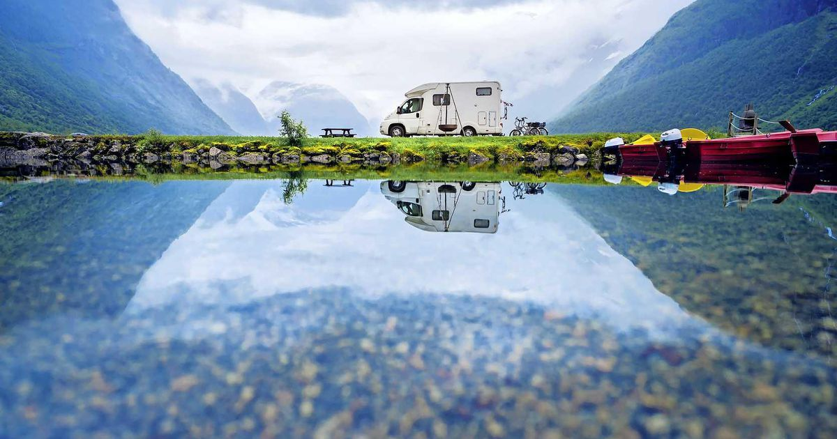 According to our readers, these are the most beautiful motorhome ways |  To travel