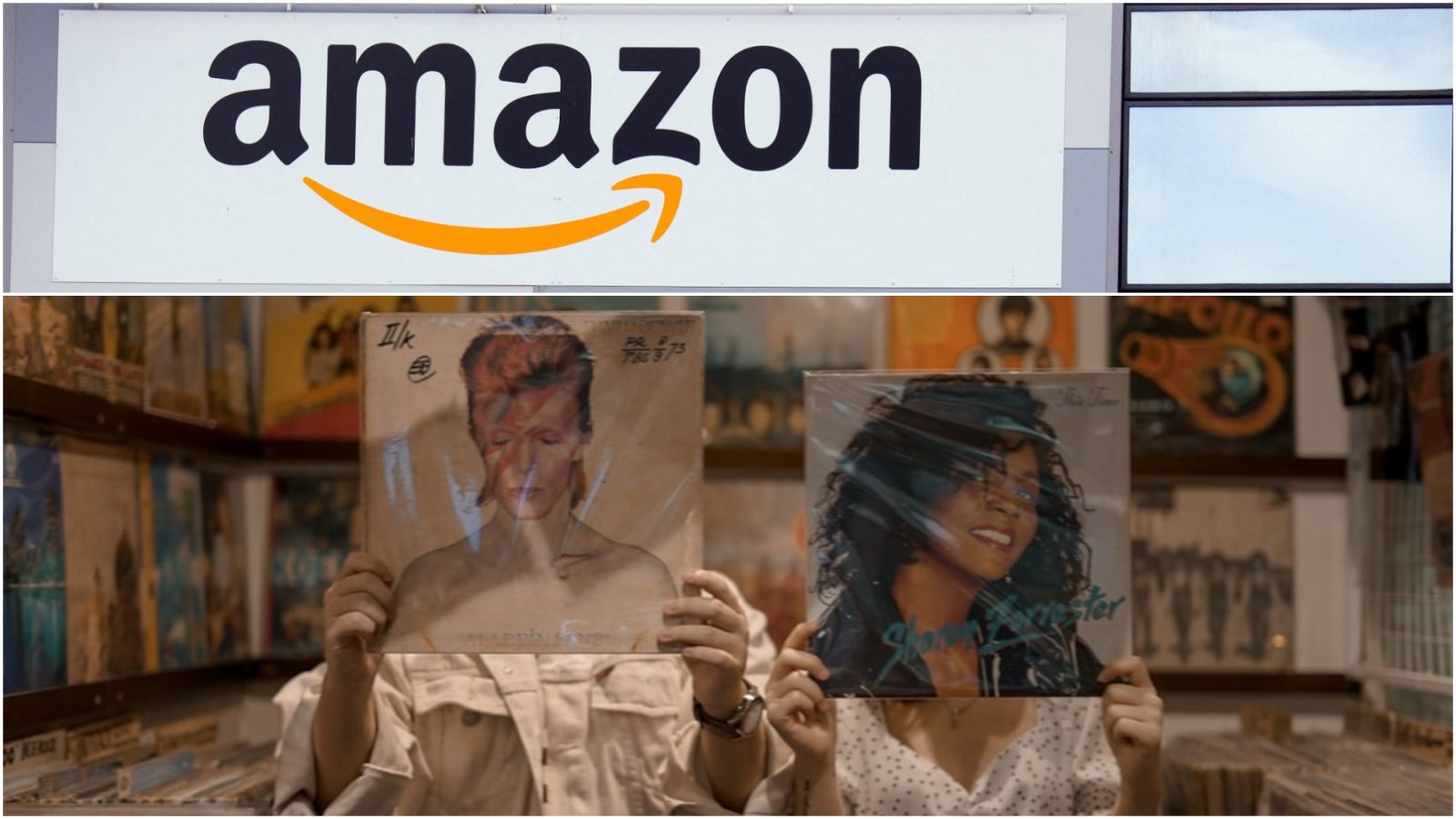 Amazon is using the popularity of restored vinyl for its new subscription
