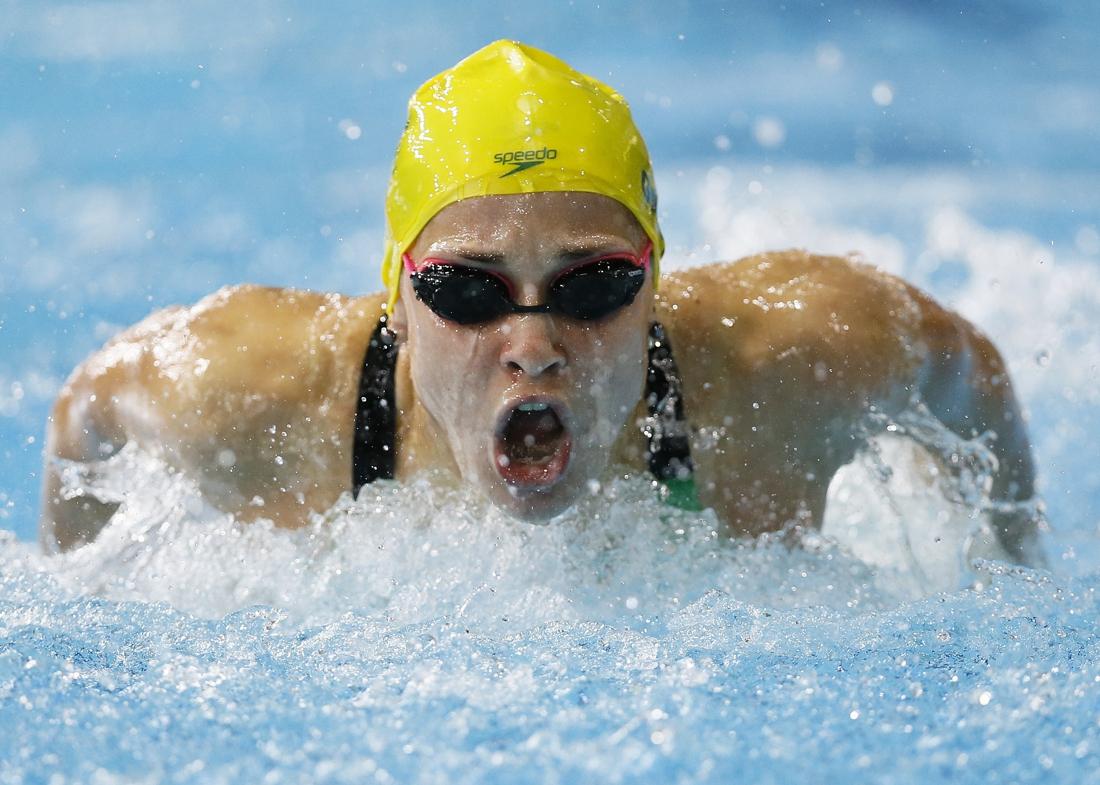 Australian Swimming Federation swimmer ol …