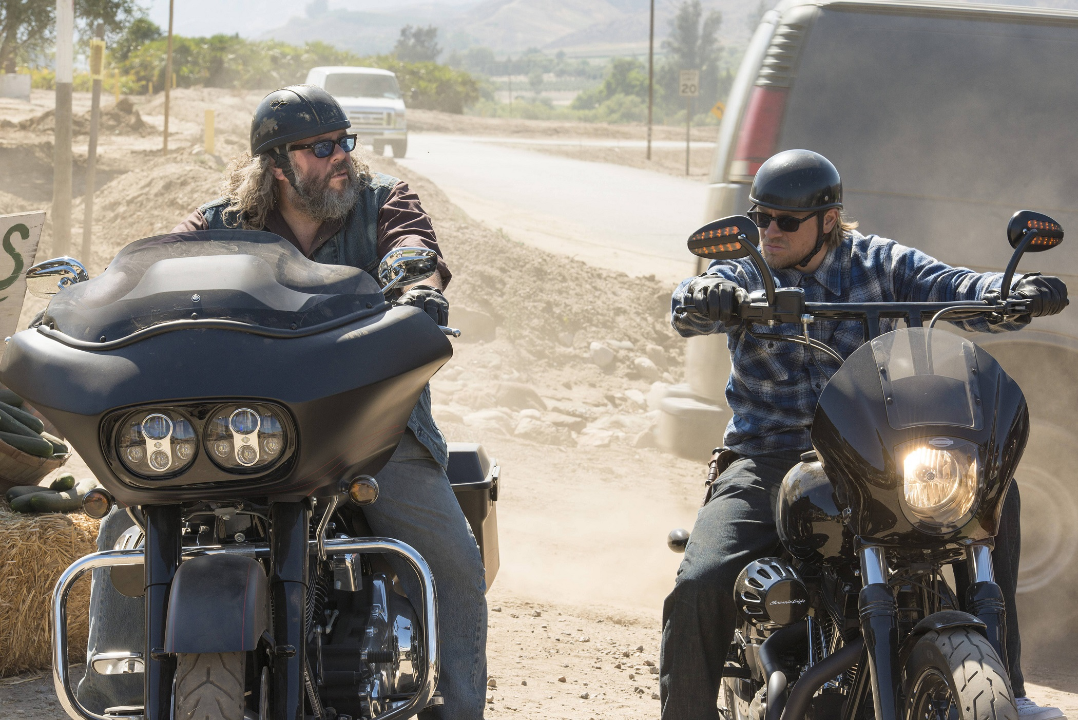Bad news for fans of the hugely popular 'Sons of Anarchy' series