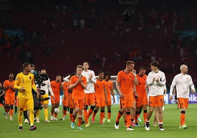 Belgium and the Netherlands qualified for the Round of 16 at Euro 2020