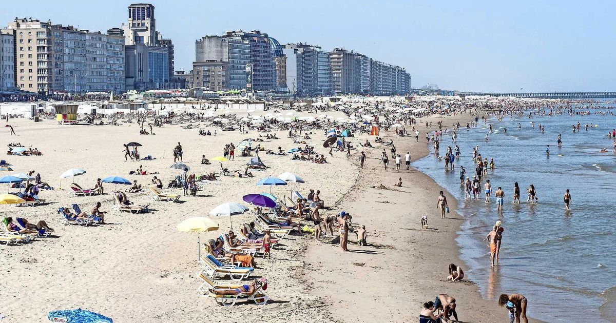 Bikini or topless in Blankenberge?  opportunity to impose a large fine |  abroad