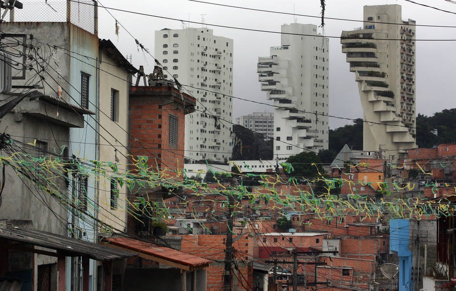 Brazil is the country that lost the most millionaires in 2020