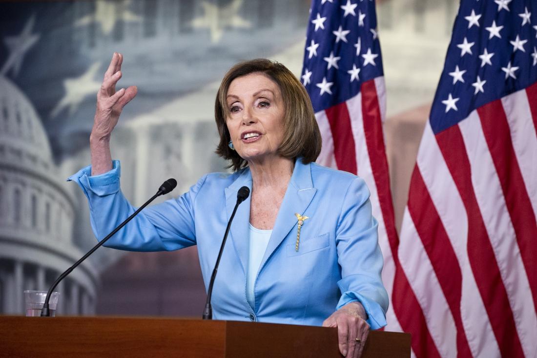 Capital Storm: Nancy Pelosi wants commission of inquiry