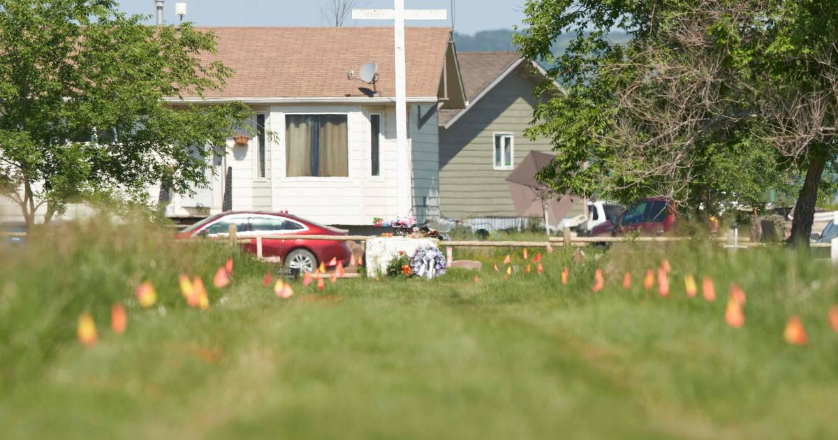 Church fires in Canada again after mass graves were found in Catholic boarding schools |  abroad