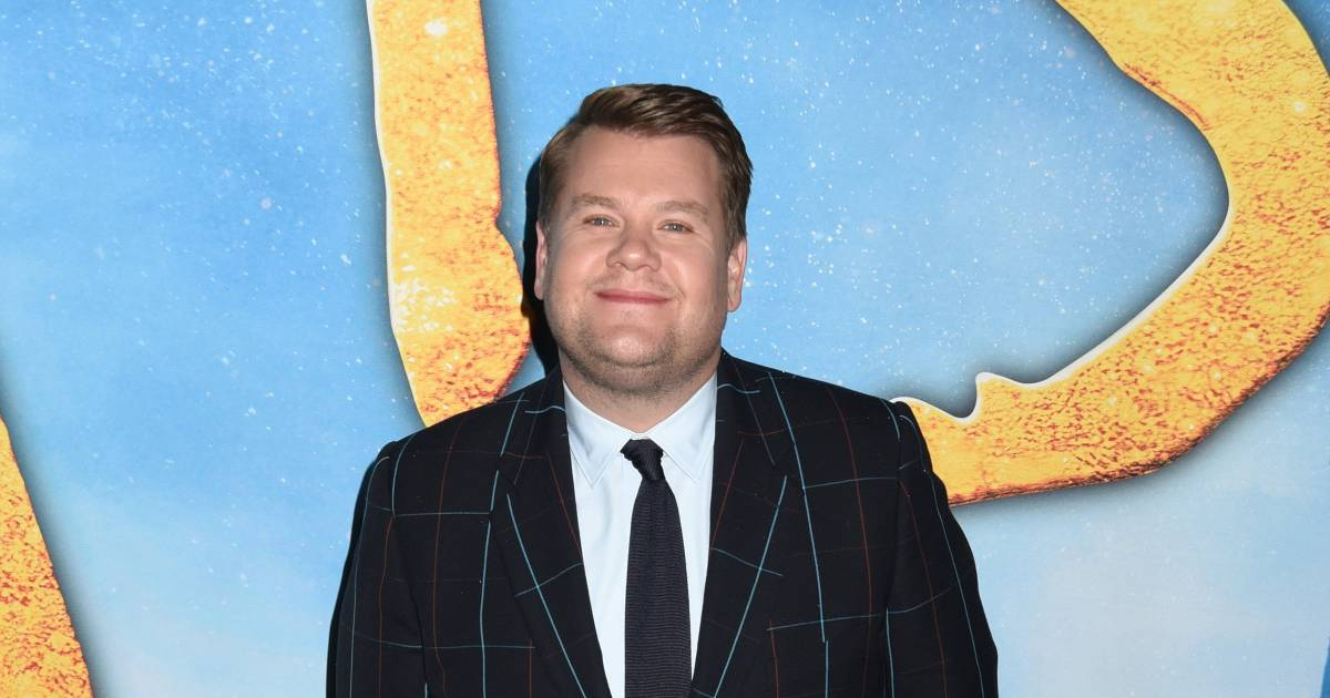 Comedian James Corden tried 75 different personal trainers |  show