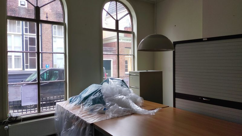 Crowdfunding campaign to renovate a consturary room in the Lutheran Church