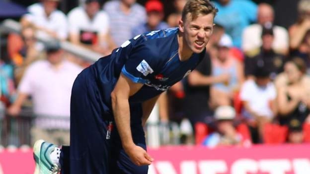 Derbyshire signed all the Dutch players for the T20 bombing