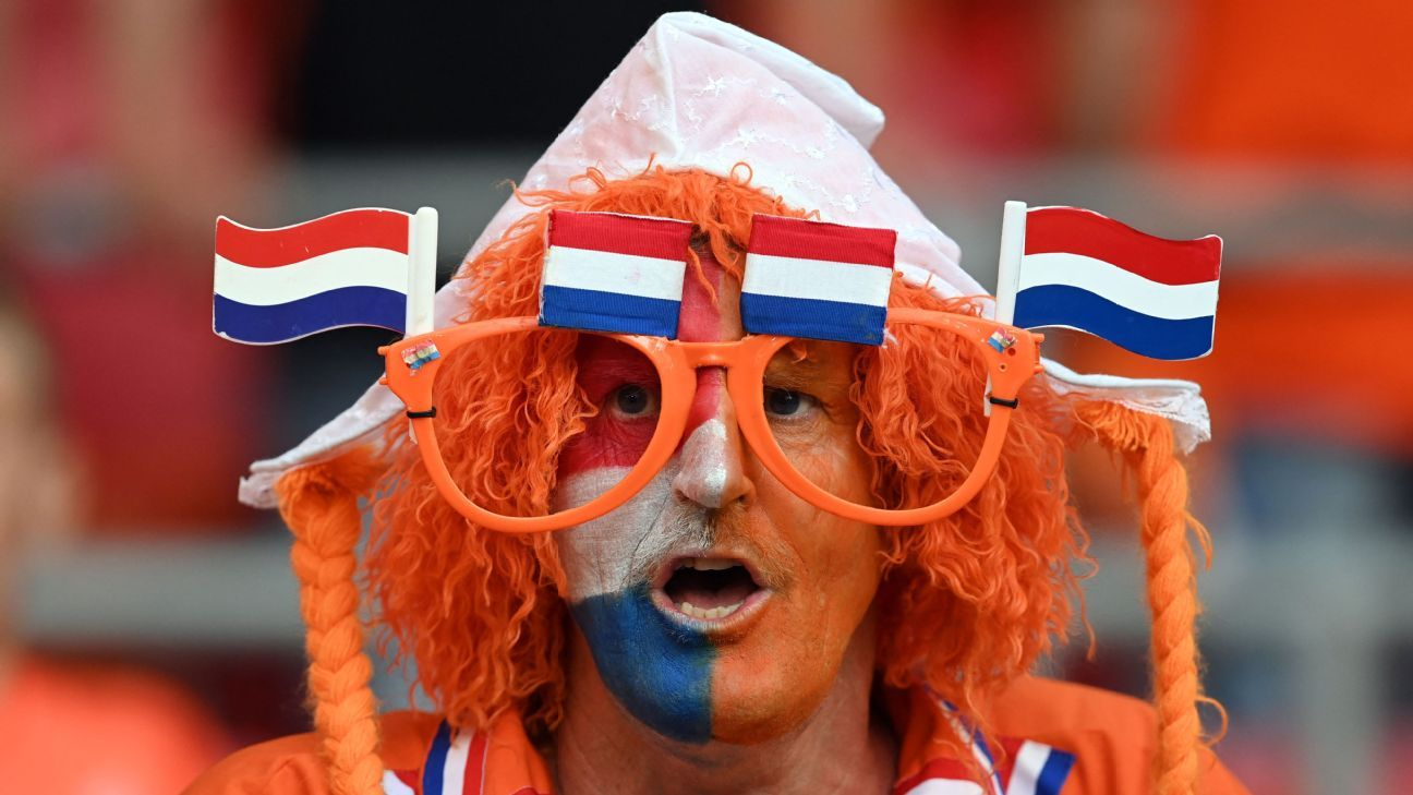 Dutch fans are on a different level