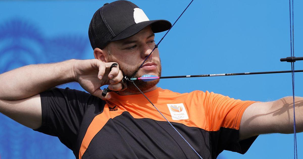 Dutch surviving European Shooting Championship qualifier, Mike Schlosser convinces |  sport