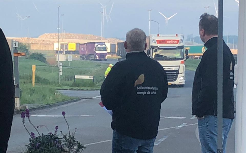 EEW's slow work at Farmsum for waste tax, management welcomes work with empathy.  Actions are also being taken in Wester