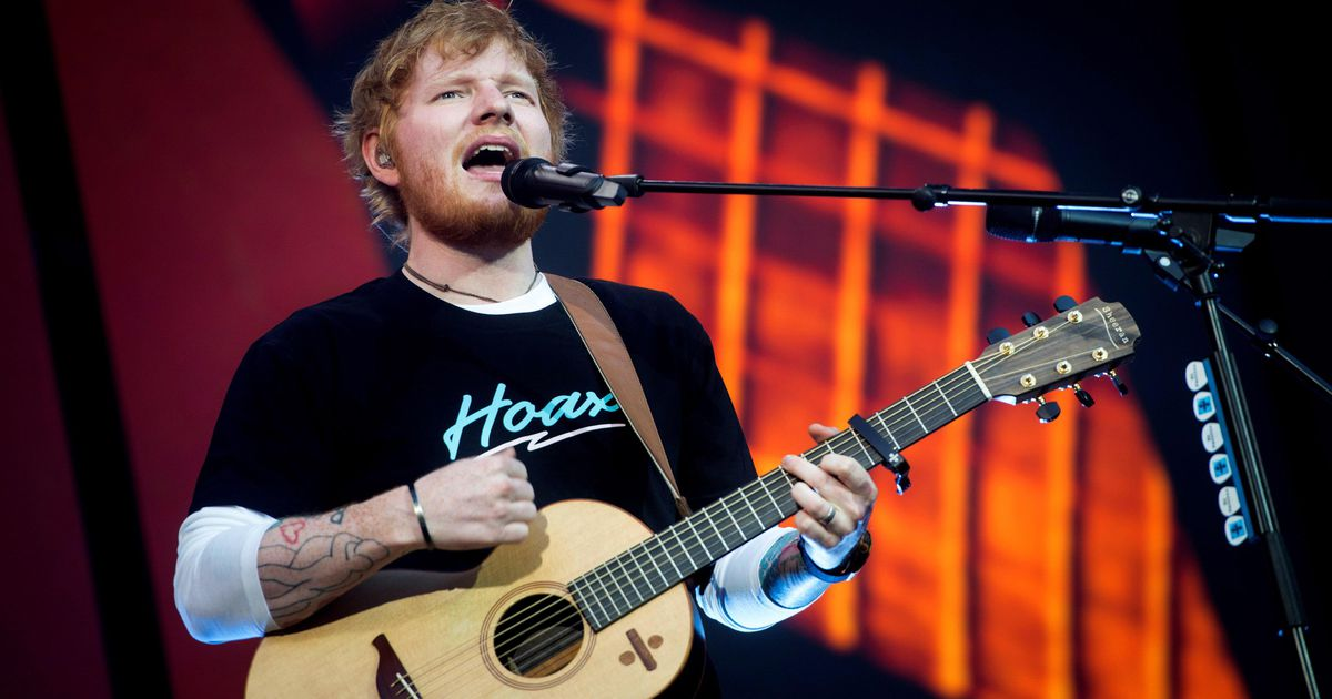 """Ed Sheeran would like to be a father again: """"More Taste"""" 