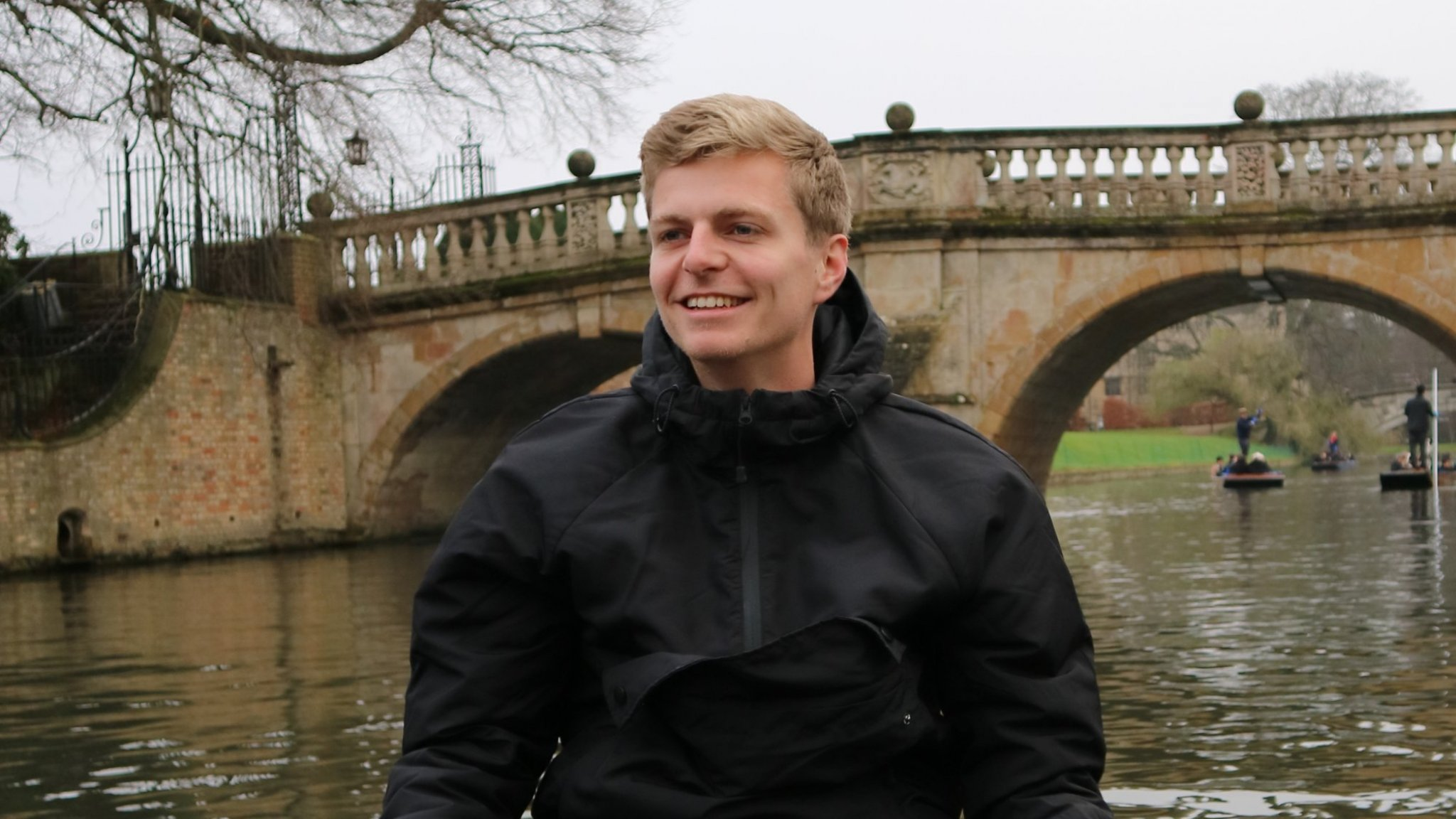 """Eloy is one of 998 Dutch people who want to be an astronaut: """"I'm not 100% without a chance"""""""