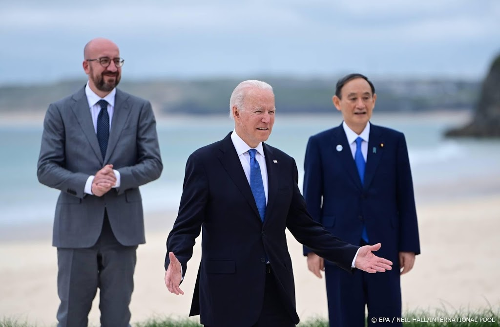 G7 countries want to help poor countries with infrastructure