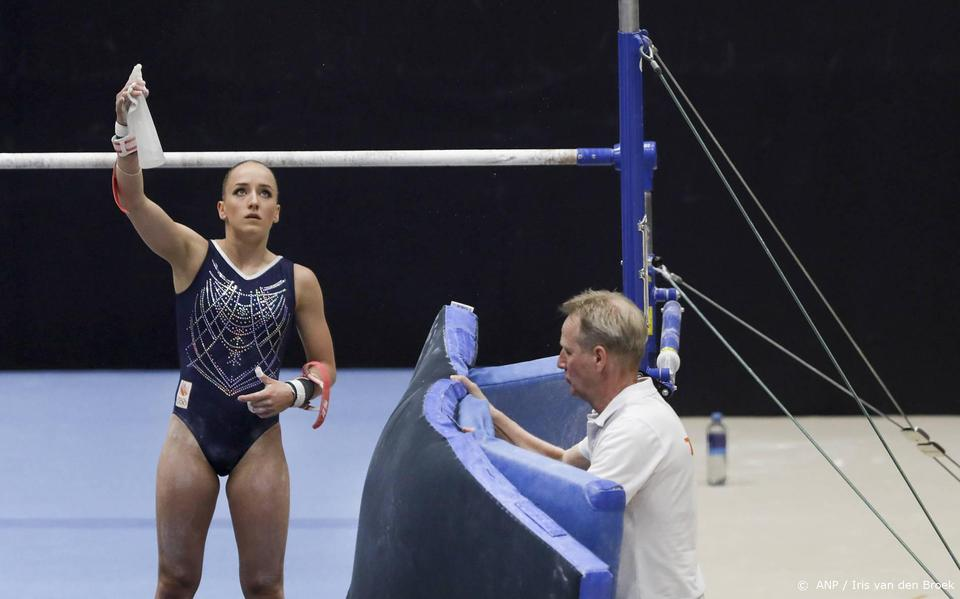 Gymnasts feel emptiness and pain after second qualification