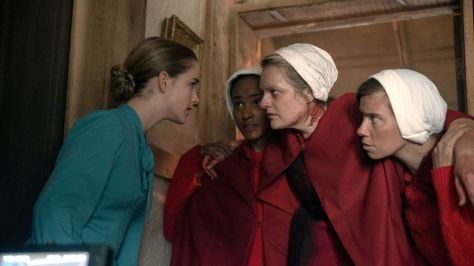 The Handmaid's Tale S4 review on Proximus Pickx