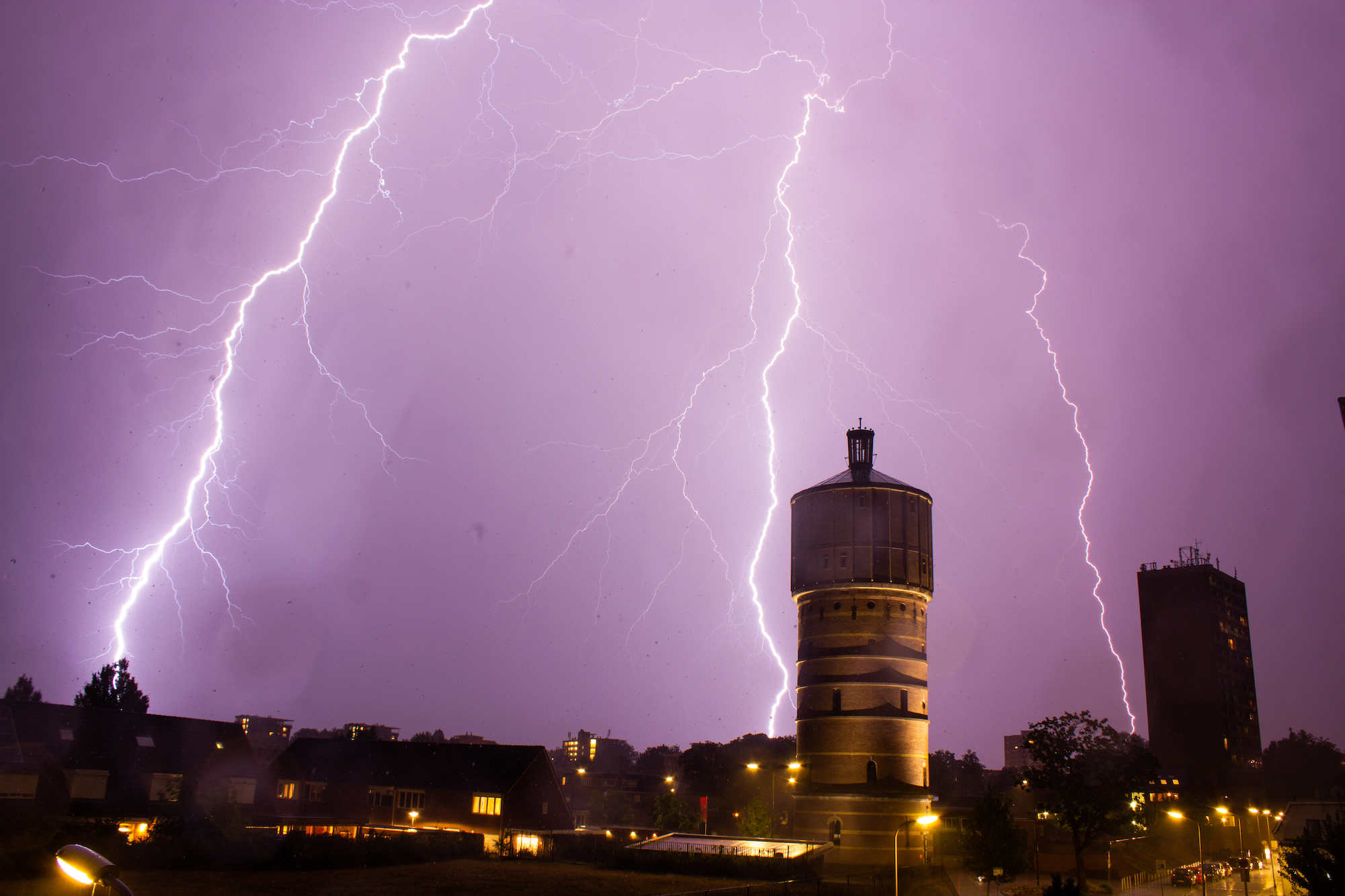 Here's what you need to know about the upcoming severe thunderstorms