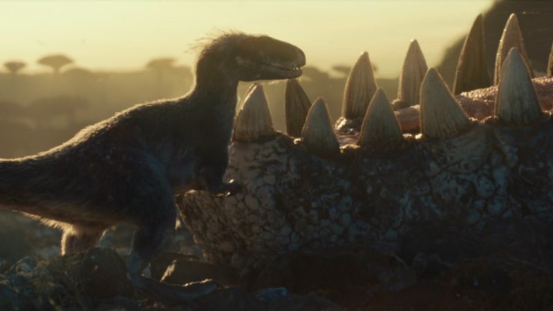 Jurassic World: Dominion reveals a new dinosaur and gives the origin of the T-Rex, a James Bond thriller