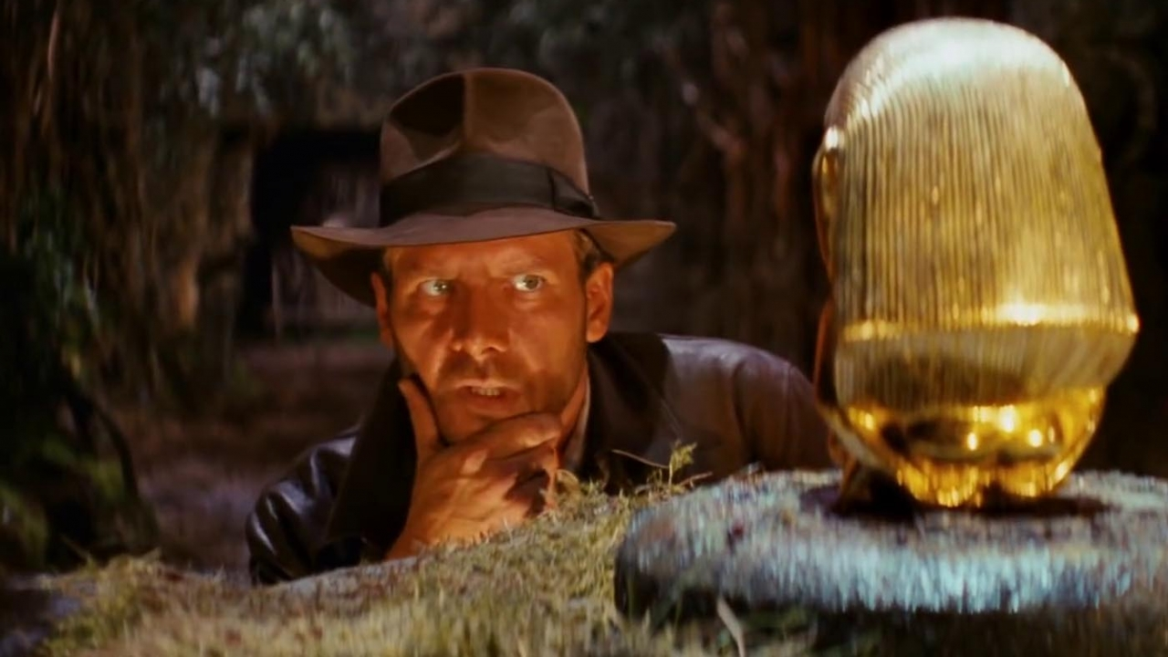 Legendary poster designer Drew Strozan is retiring for the new 'Indiana Jones' movie?